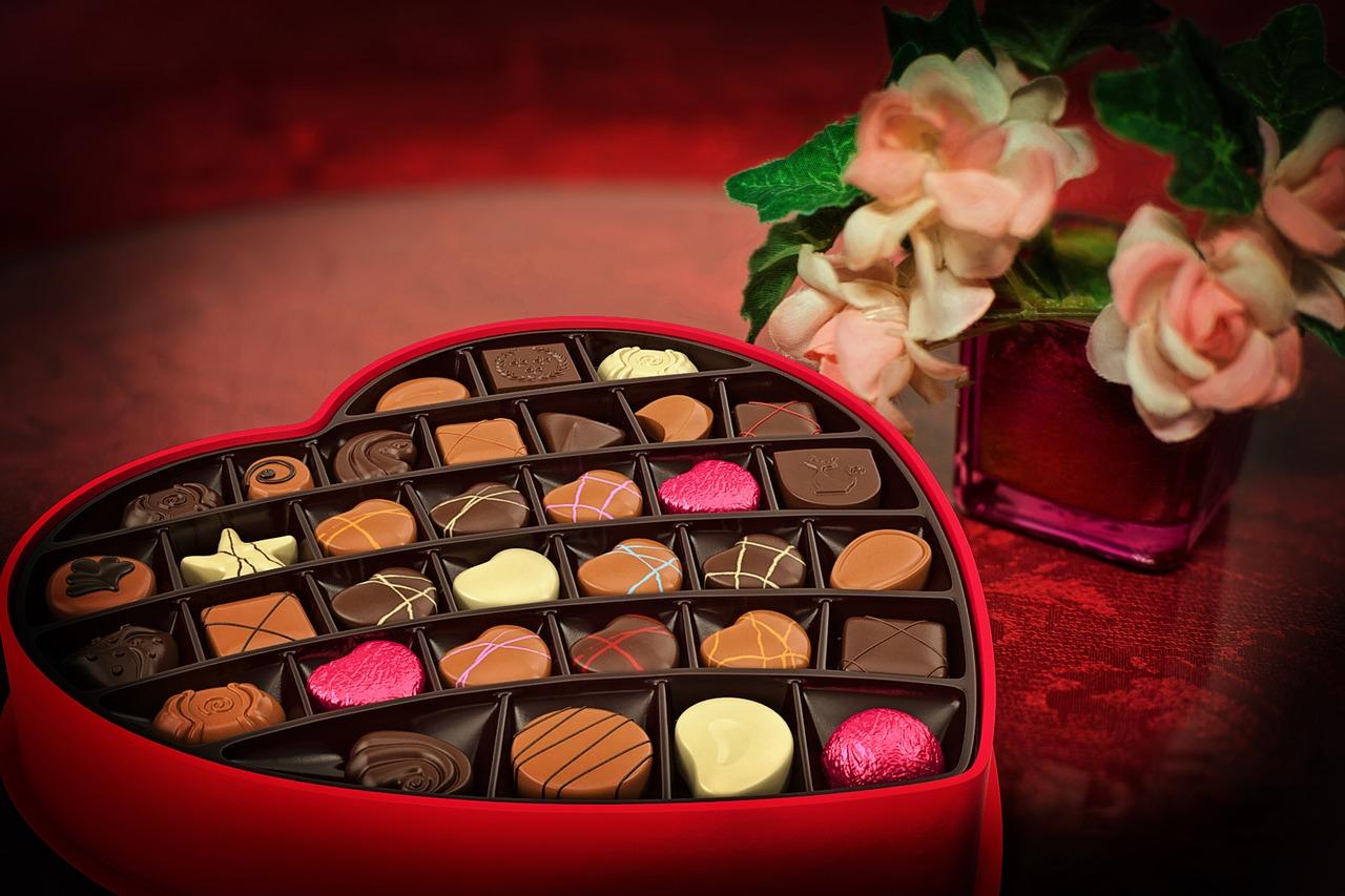 チョコレート なのです