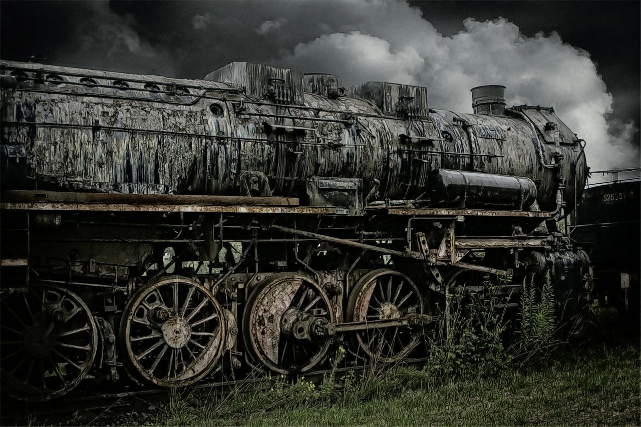 夜行列車 なのです