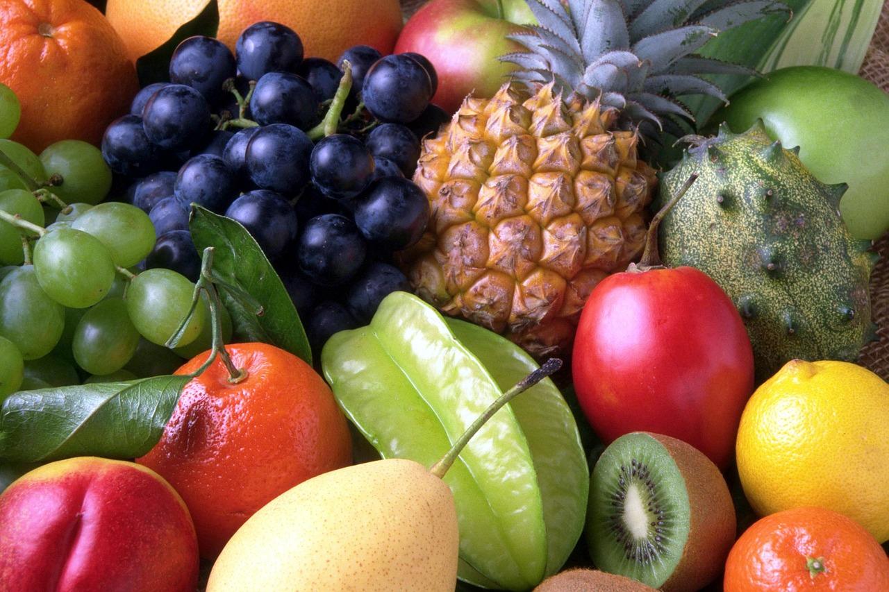 果物ぱんぱん なのです
