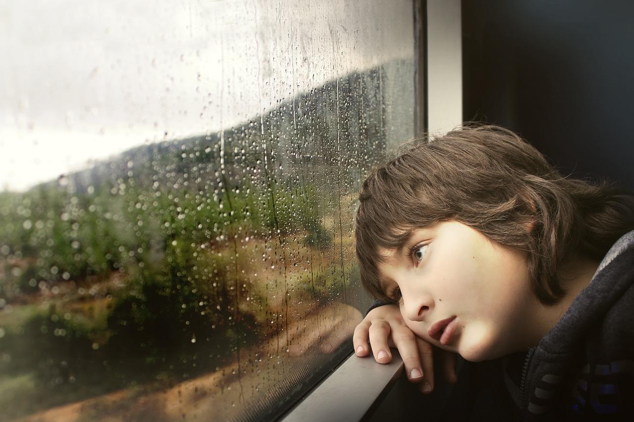 Rain Rain Go Awayなのです