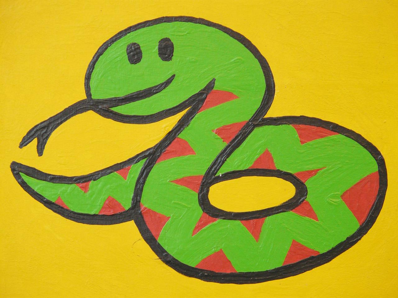 ヘビの皮抜け なのです