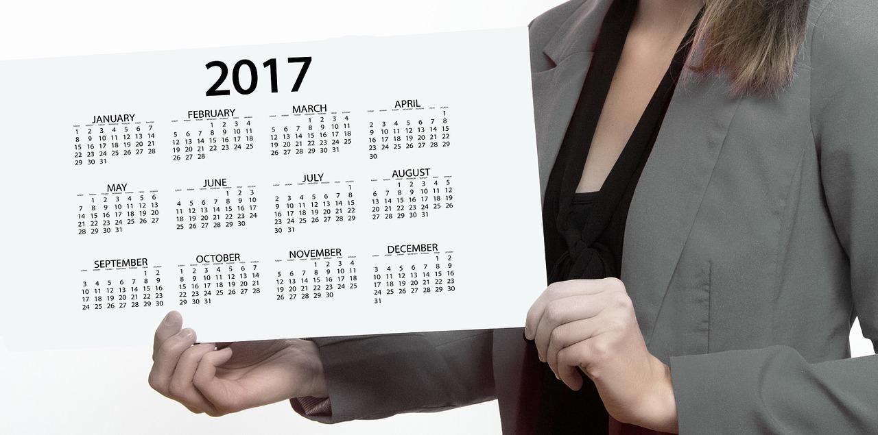 覚えて、カレンダー なのです