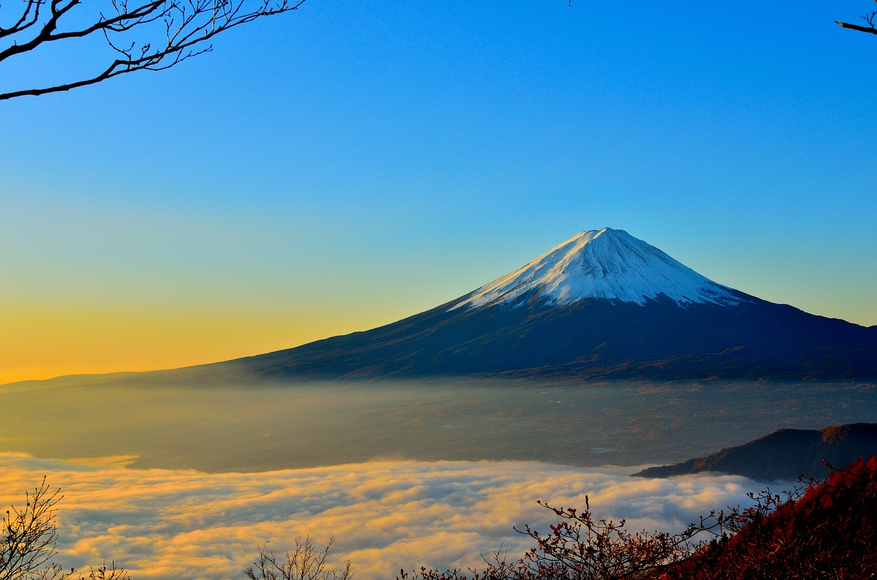 富士の山② なのです